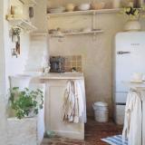 北欧インテリアのキッチン収納方法とアイデア画像集