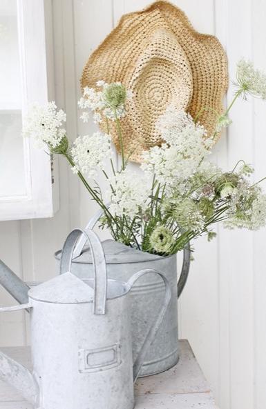 北欧インテリアお花飾り方