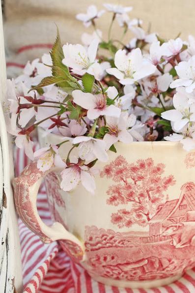 桜の花おしゃれ飾り方