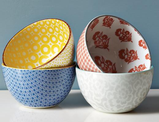 素敵な北欧陶器皿