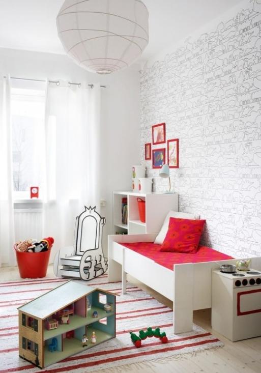 明るい子供部屋作り方