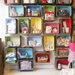 北欧インテリアの子供部屋の収納アイデア