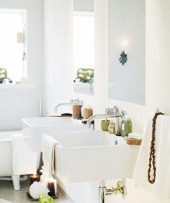 北欧インテリアのトイレ飾り方