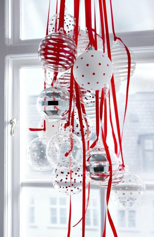 北欧クリスマスオーナメント飾り方