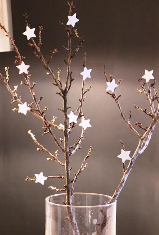 簡単クリスマスツリー作り方